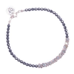 1-bohemian-style-minimalist-bracelets-hematite-labradorite